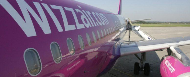 WizzAir начинает продажу не именных билетов