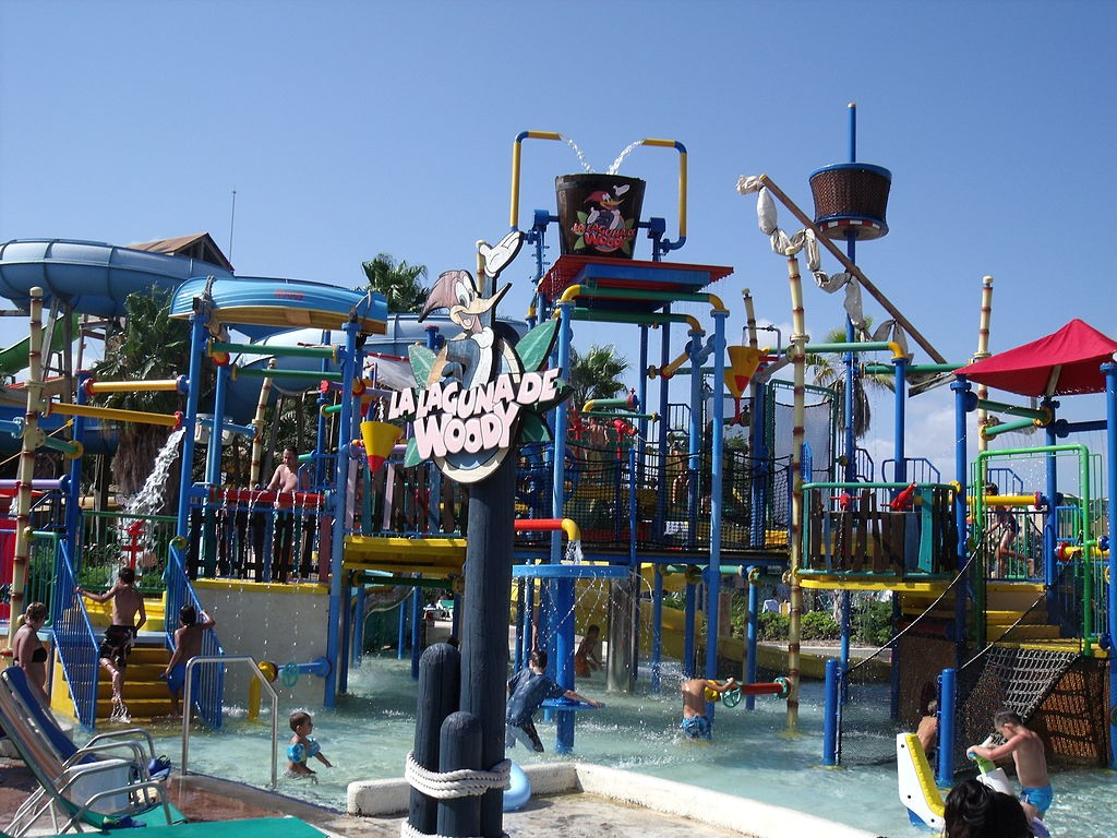 Laguna-de-Woody-Port-Aventura-Aquapark-Spain
