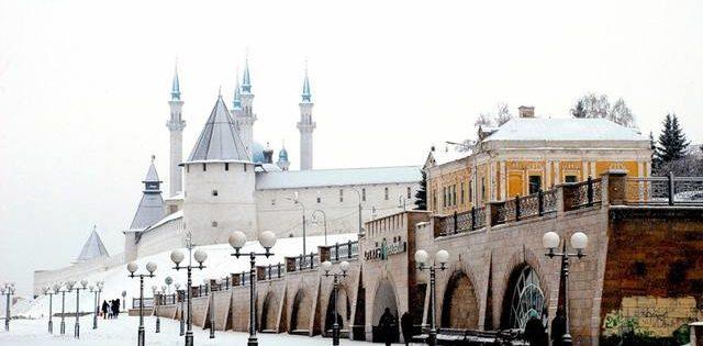 Из Москвы в Казань 2 300 рублей