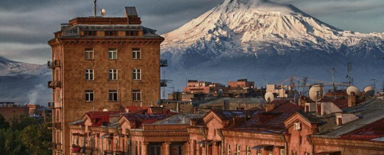 Из Москвы в Ереван 7 600 рублей