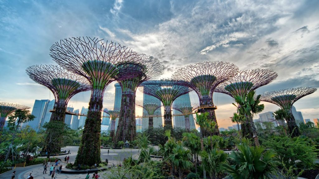 Garden by the Bay_view