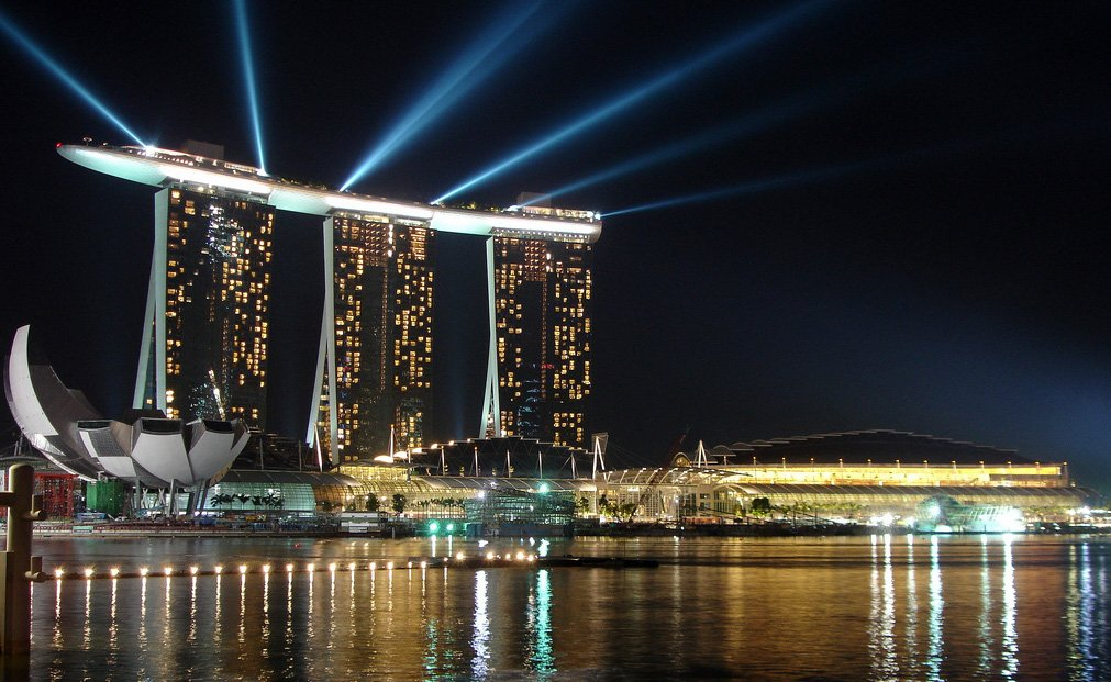 Marina Bay Sands _view