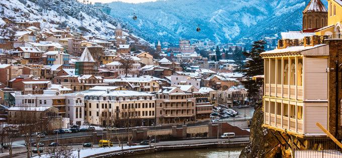 Новогодние каникулы в Грузии 15 500 рублей
