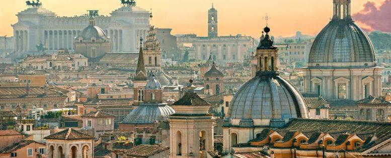 Прямые рейсы в Рим от 14 100 рублей *АРХИВ*
