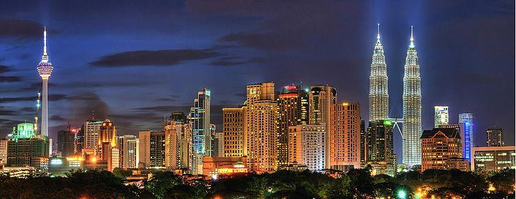 Kuala-Lumpur - gorod za dva dnya