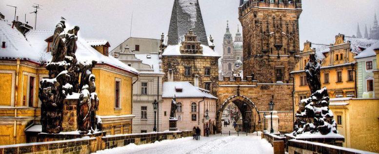 Из Петербурга в Чехию 7 000 рублей