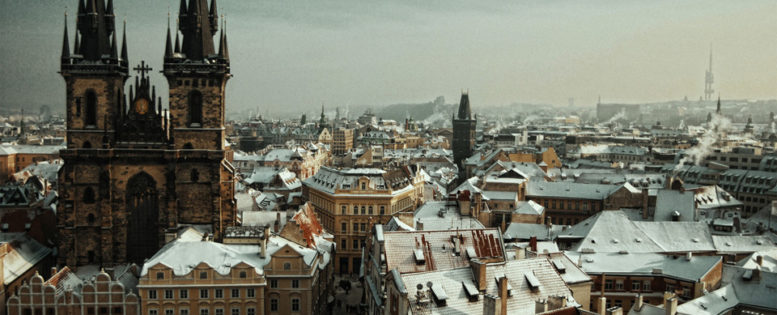 Из Петербурга в Чехию 7 200 рублей *АРХИВ*