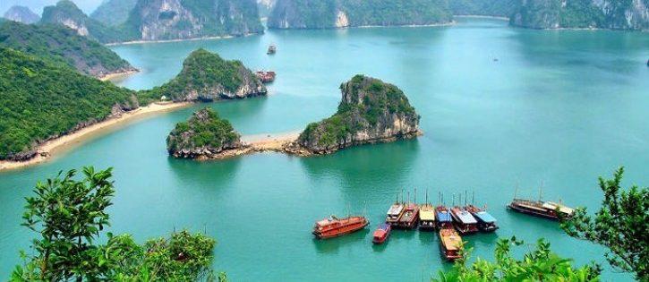 Архив. Новогодние каникулы во Вьетнаме 29 800 рублей