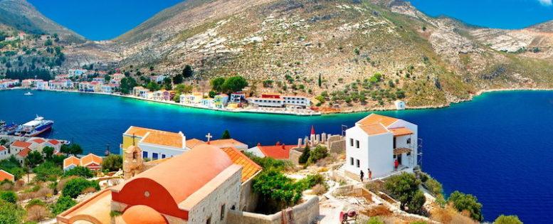Горящий тур: Греция от 5 500 рублей *АРХИВ*