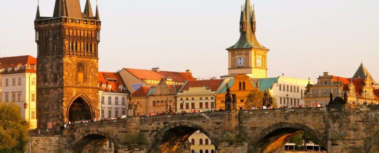 Неделя в Праге 13 600 рублей *АРХИВ*