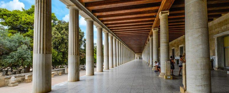 Архив. Прямые рейсы в Афины 5 800 рублей