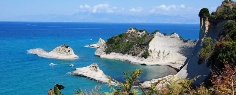 Неделя на Корфу 21 800 рублей