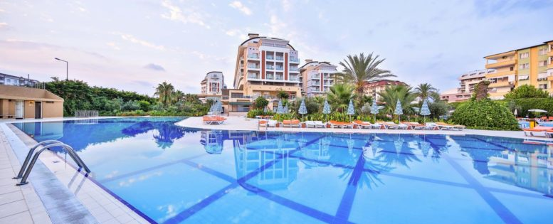 Архив. 5* отели в Турции 15 400 рублей за неделю