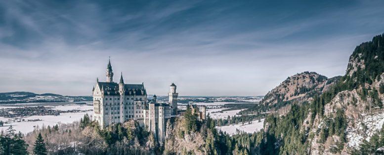 В Германию зимой 6 800 рублей