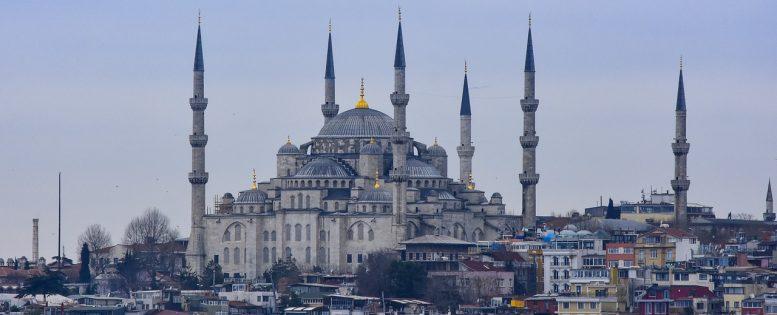 Архив. В Стамбул на 4 дня 7 900 рублей