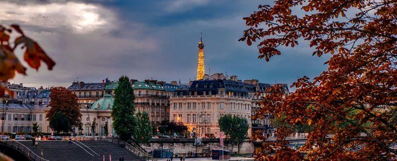 Архив. В Париж осенью 7 800 рублей
