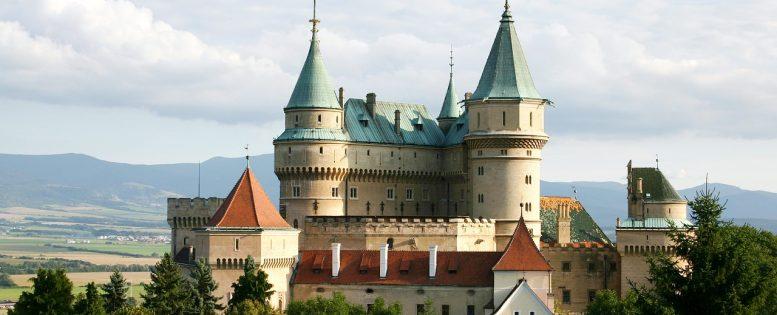 Архив. Из Москвы в Словакию летом 6 800 рублей
