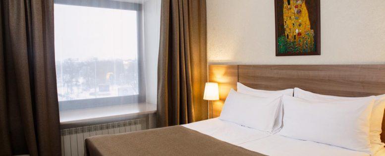 4* отель в Санкт-Петербурге 1 200 рублей за двоих
