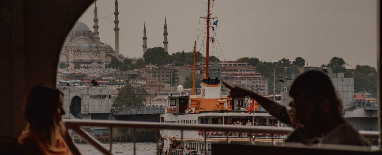 Архив. В Стамбул в октябре 10 200 рублей