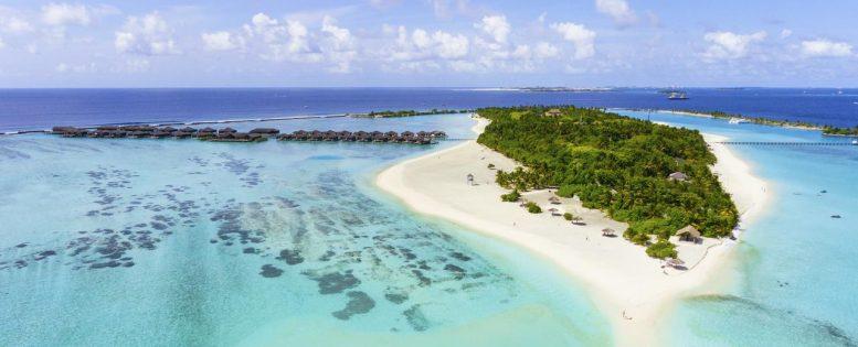 На Мальдивы в 5* 103 900 рублей, питание включено