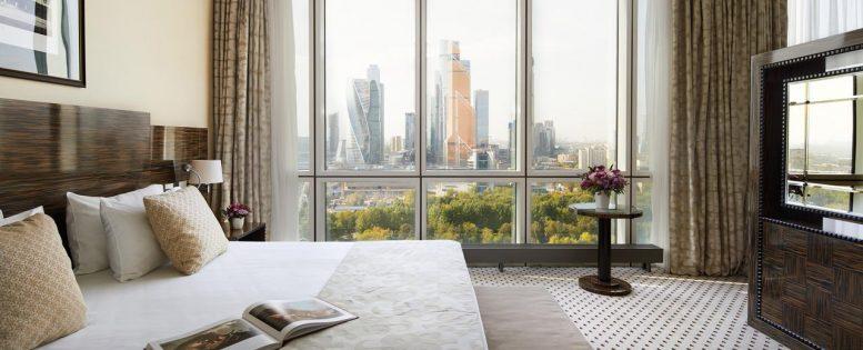5* отель в Москве на Новый год 3 700 рублей