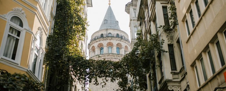Архив. В Стамбул на неделю 8 000 рублей