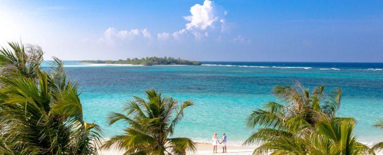 На Мальдивы в марте 128 900 рублей, питание включено