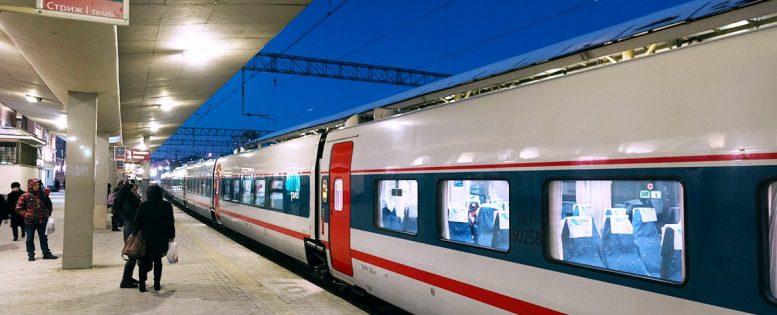 РЖД: билеты на скоростные поезда от 500 рублей