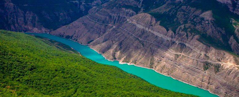 В Дагестан на выходные 3 400 рублей