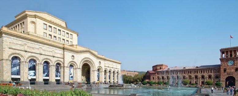 Из Минеральных Вод в Ереван 1 700 рублей