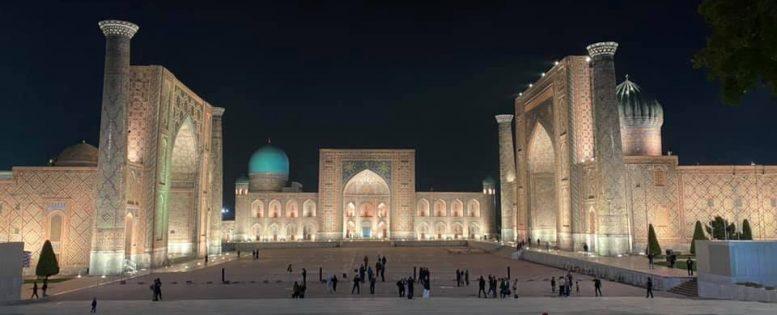 Новогодние каникулы в Узбекистане 14 900 рублей