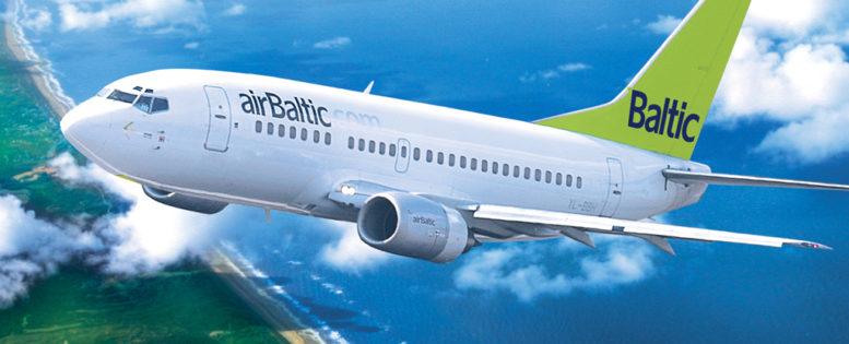 Air Baltic: распродажа билетов в Европу от 47 евро в одну сторону *АРХИВ*