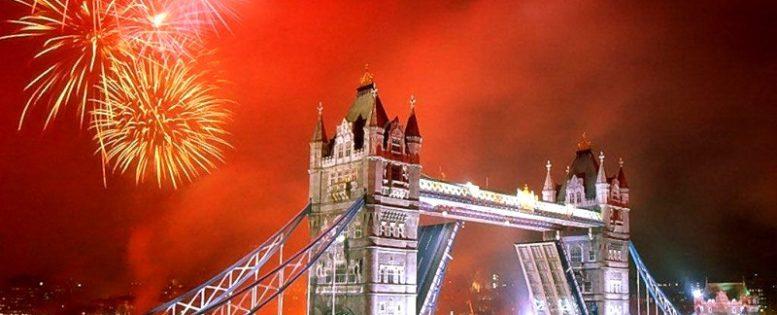 Из Москвы в Лондон на Новый год от 5950 рублей *АРХИВ*
