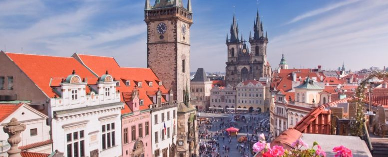 В Европу на майские праздники 10 400 рублей