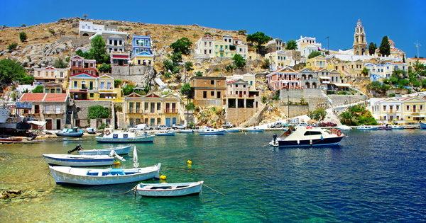 В Грецию на выходные 11 900 рублей *АРХИВ*