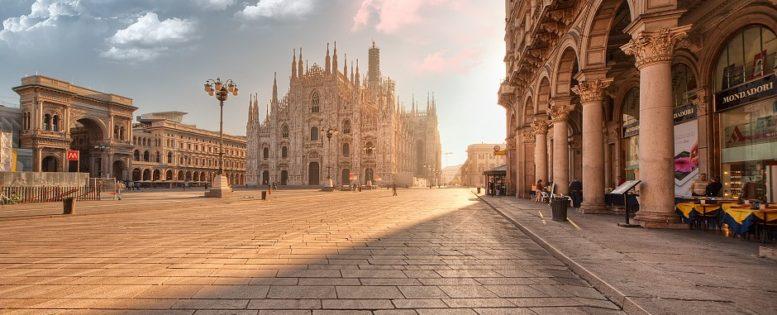 Alitalia: в Милан осенью 7 100 рублей *АРХИВ*