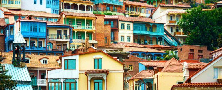 Архив. В Тбилиси на майские праздники 13 800 рублей