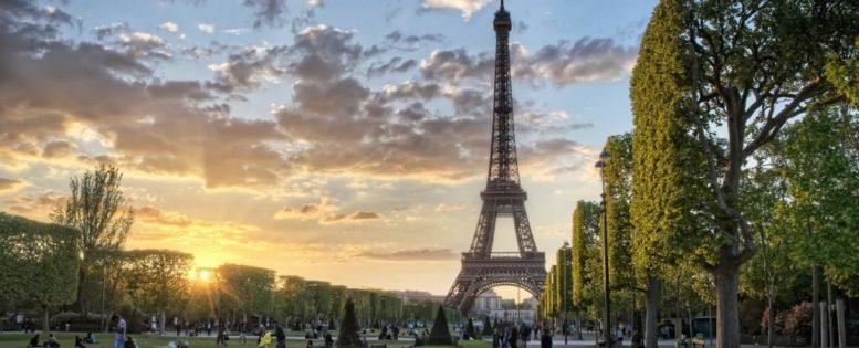 В Париж на выходные 11 000 рублей *АРХИВ*