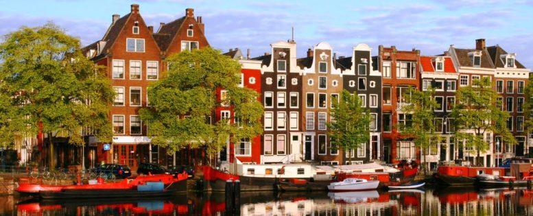 Прямые рейсы в Амстердам 12 200 рублей
