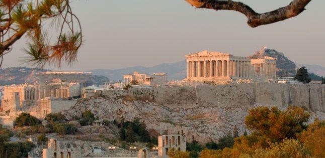 Прямые рейсы в Афины 8 700 рублей *АРХИВ*