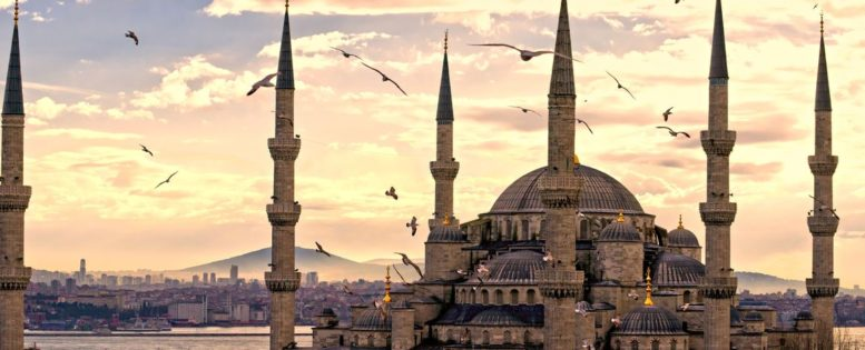 Из Москвы в Стамбул 7 300 рублей *АРХИВ*
