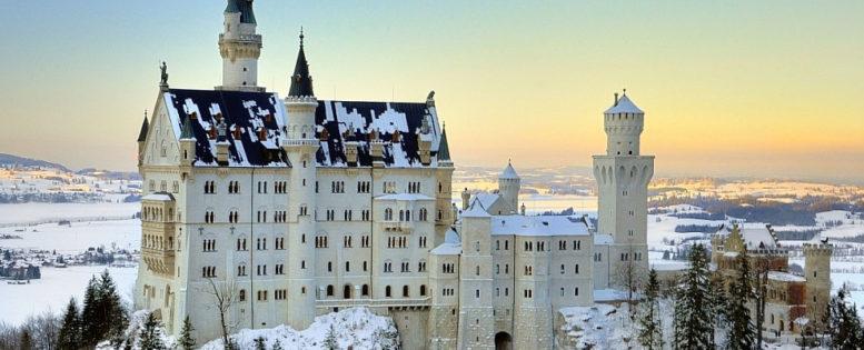 Lufthansa: в Мюнхен на Новый год 10 900 рублей