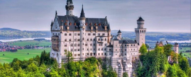 Прямые рейсы в Баварию 6 900 рублей *АРХИВ*