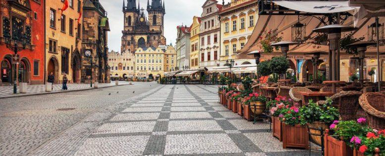 3 дня в Праге 9 500 рублей *АРХИВ*