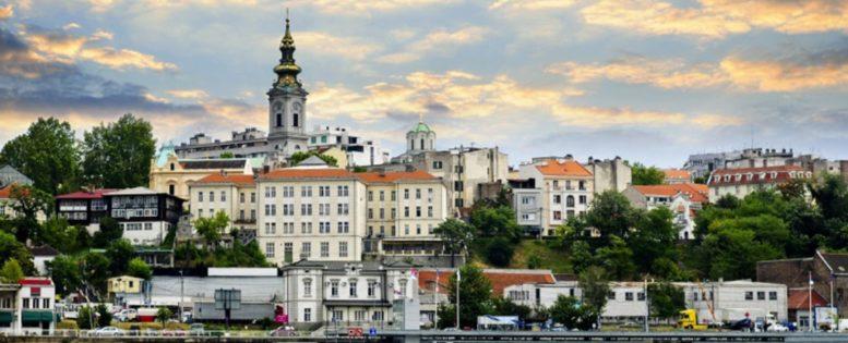 Архив. Из Москвы в Сербию 8 800 рублей
