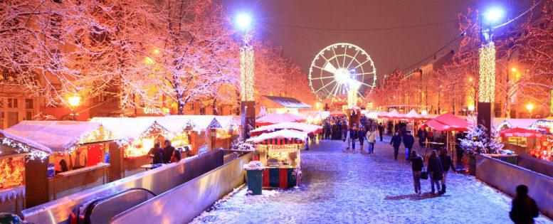 Аэрофлот: в Европу на Новый год 12 700 рублей