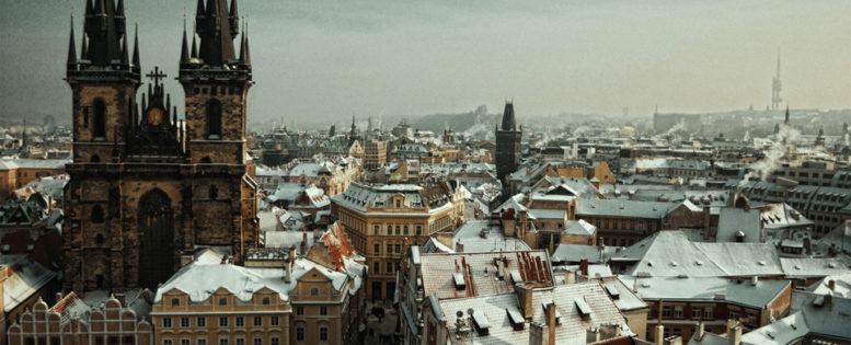Прямые рейсы в Прагу 6 400 рублей