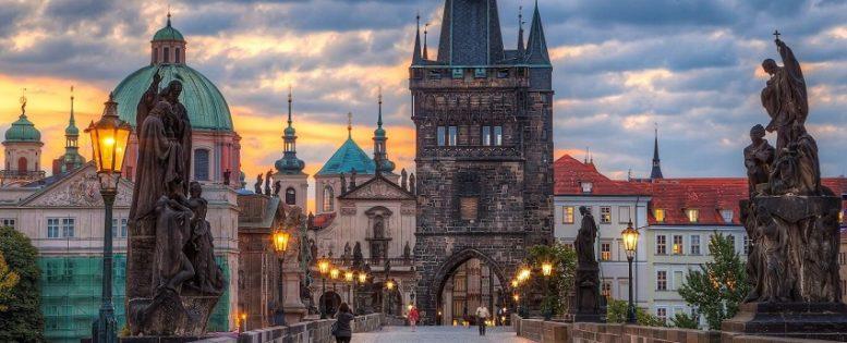 В Прагу на выходные 8 900 рублей *АРХИВ*