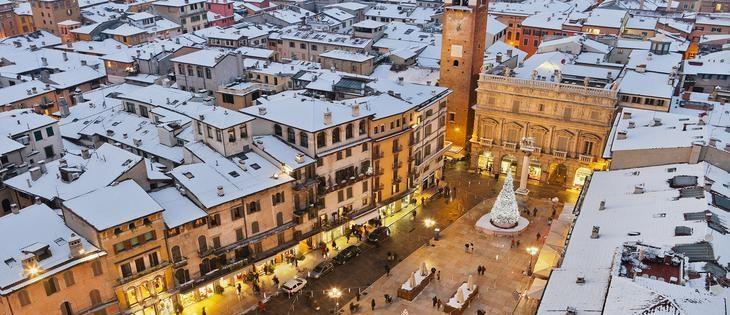 Рождество в Италии от 9 500 рублей