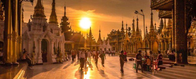В Мьянму на Новый год 39 200 рублей *АРХИВ*